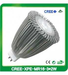 Faretto Led MR16 CreeXpe 45°
