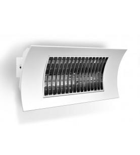 Oasi bianca Lampada Riscaldante ad infrarossi