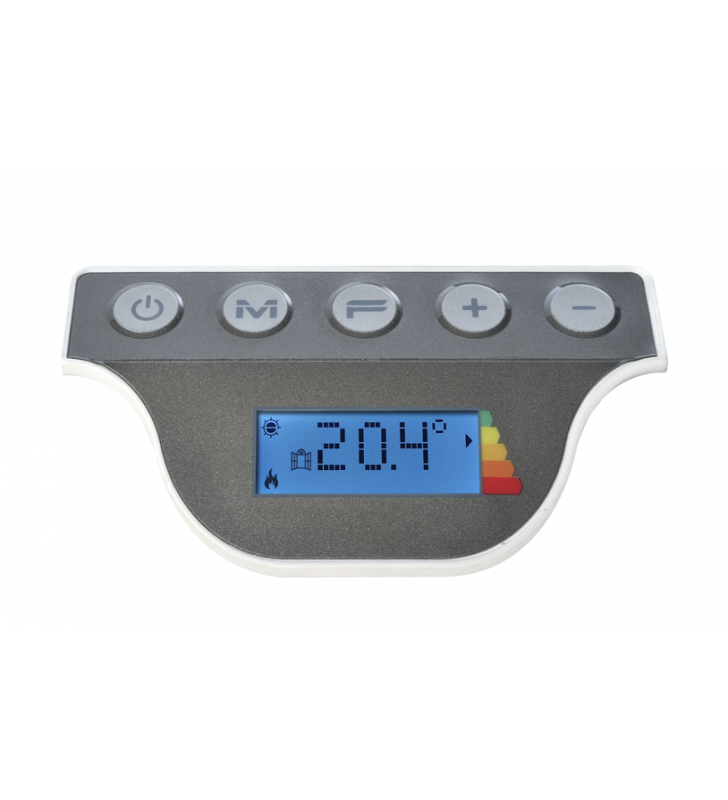 Klima Radiatore Digitale 7