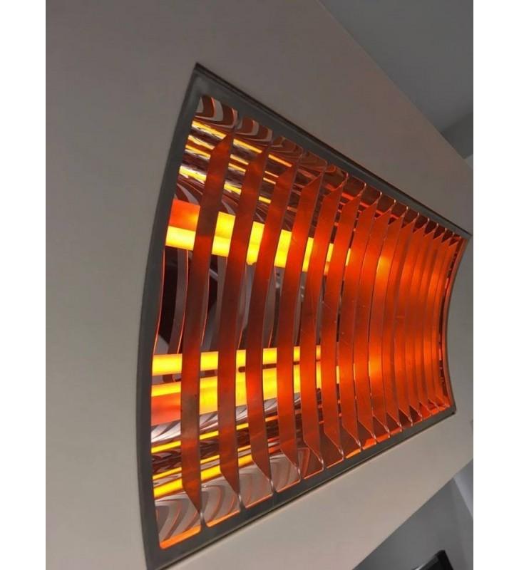 White Oasi of Design Warming Lamp