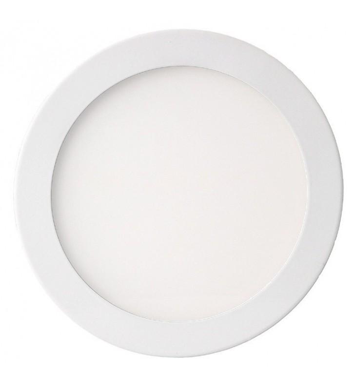 Pannello LED Premium Rotondo 18W