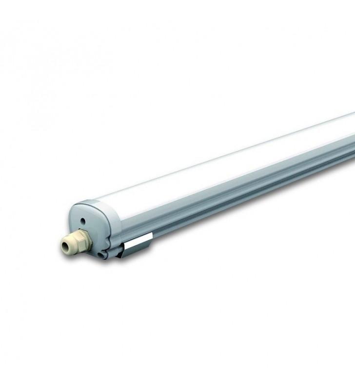 Plafoniera lineare IP65 LED 1500mm 48W