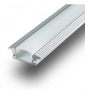 Barra rigida 1mt Led 12V da interno 14,4W