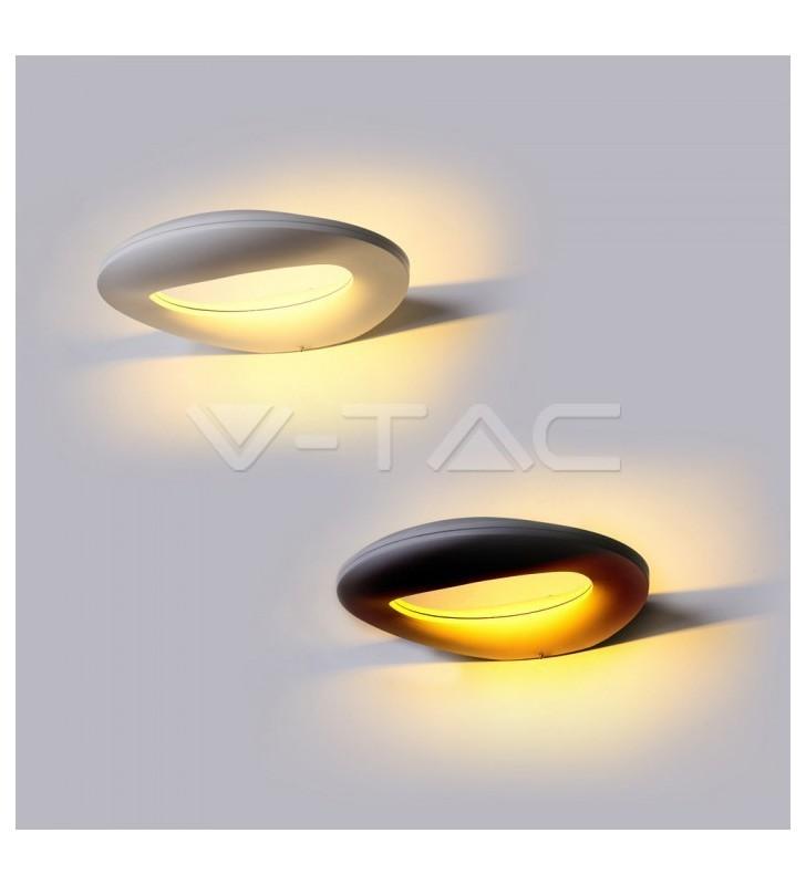 Lampada parete Design smile bianca 10W