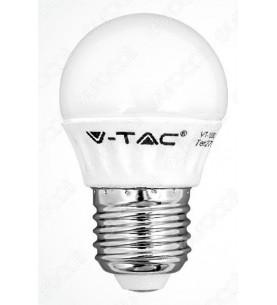 Lampada Led G45 E27 4W NW