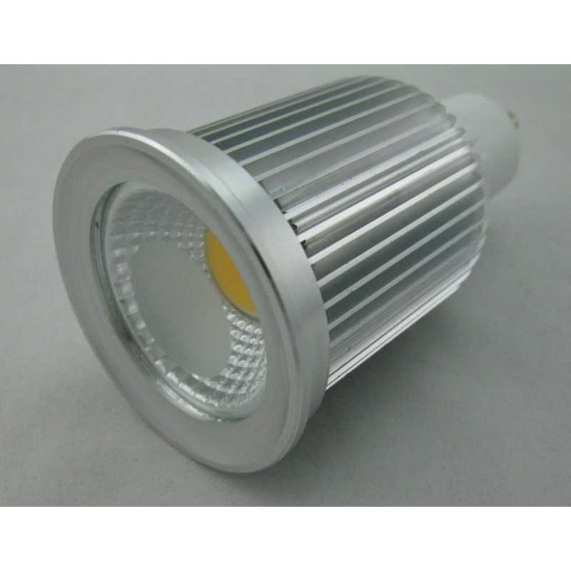 Faretti Led G10.Led Short Spotligh Cob 60 Gu10 9w