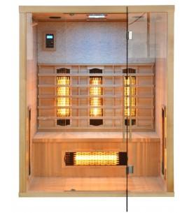 Sauna Infrarossi C 3pp 150x110x190cm
