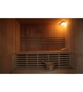 Sauna finlandese per 4 persone PR-S04